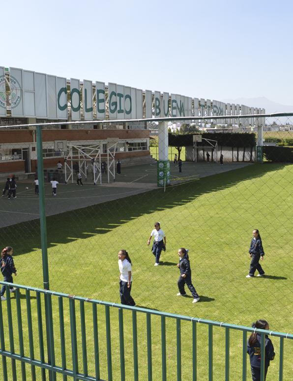 Colegio Buena Tierra, Actividades deportivas