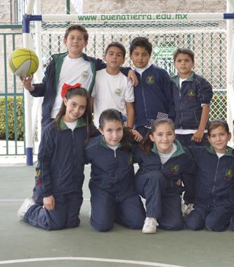 Colegio Buena Tierra, Activities Sports