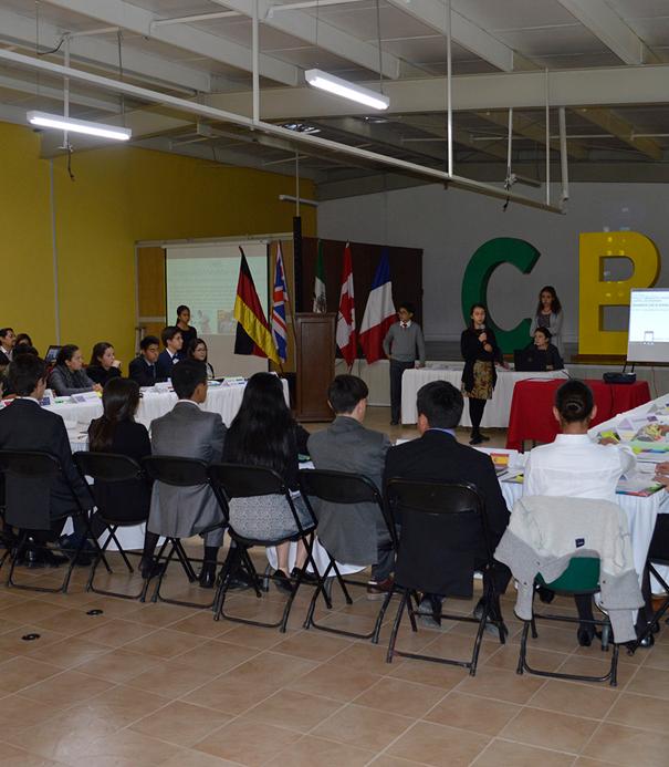 Colegio Buena Tierra, Conferences