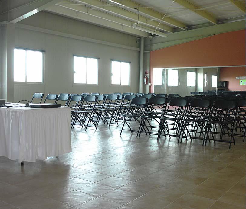 Colegio Buena Tierra, Auditorium