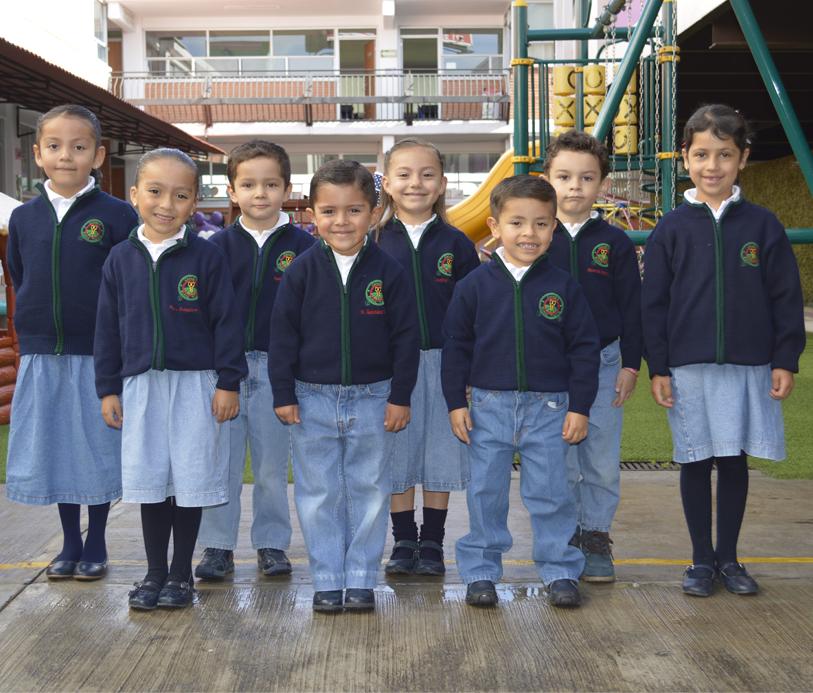 Colegio Buena Tierra, Preschool