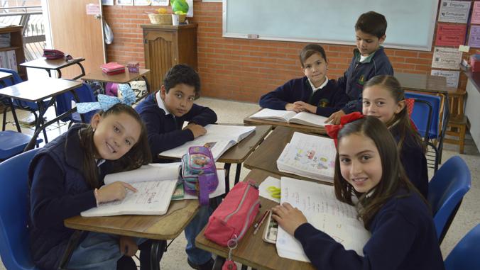 Colegio Buena Tierra, Elementary