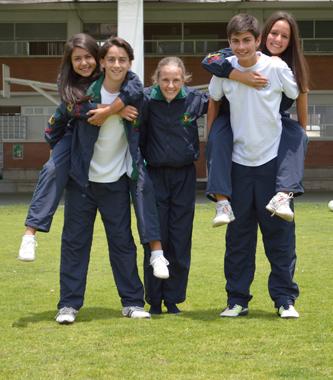 Colegio Buena Tierra, Junior High