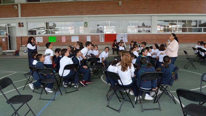 Colegio Buena Tierra, Confgerencias