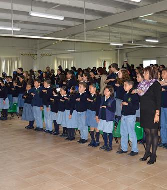 Colegio Buena Tierra, Conferencias