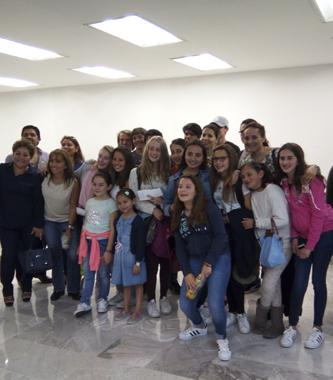 Colegio Buena Tierra, Intercambios