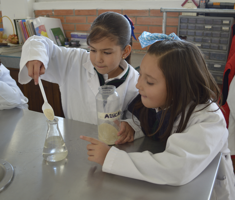 Colegio Buena Tierra, Laboratorio