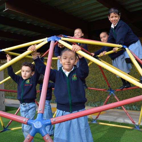 Colegio Buena Tierra, Preescolar