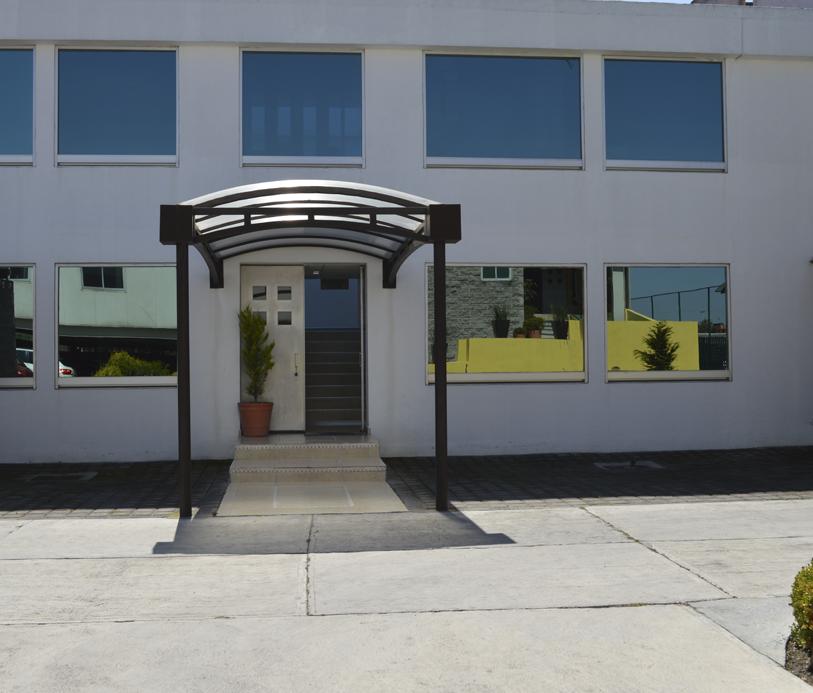 Colegio Buena Tierra, Oficinas administrativas