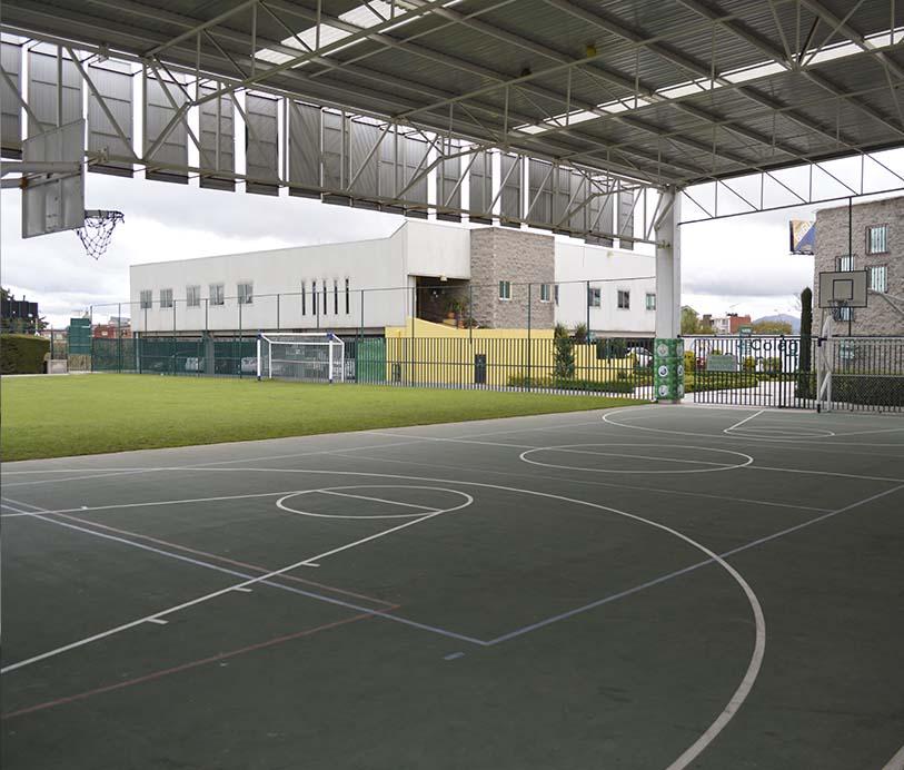Colegio Buena Tierra, Instalaciones deportivas