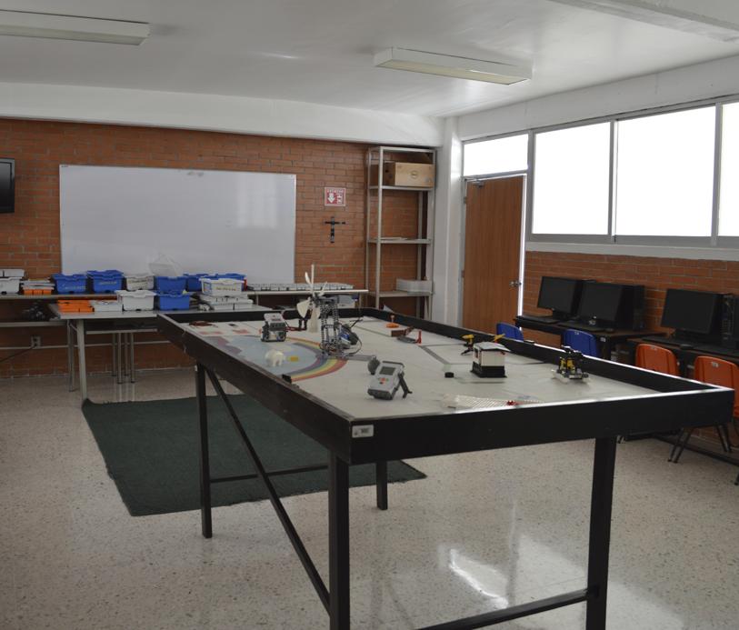 Colegio Buena Tierra, robótica