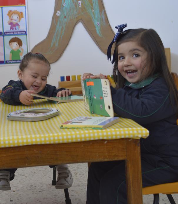Colegio Buena Tierra, Maternal