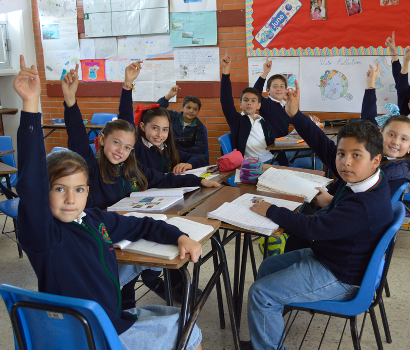 Colegio Buena Tierra, Primaria