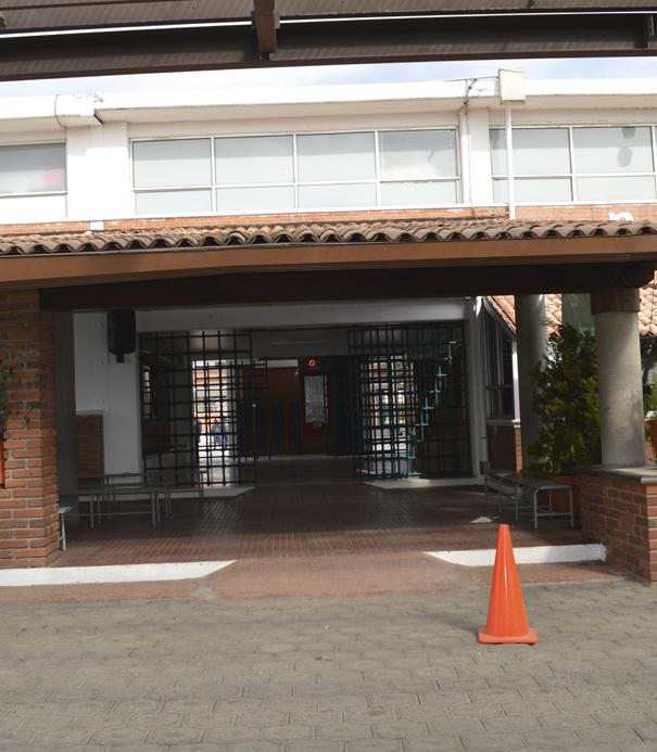 Colegio Buena Tierra, Carrusel