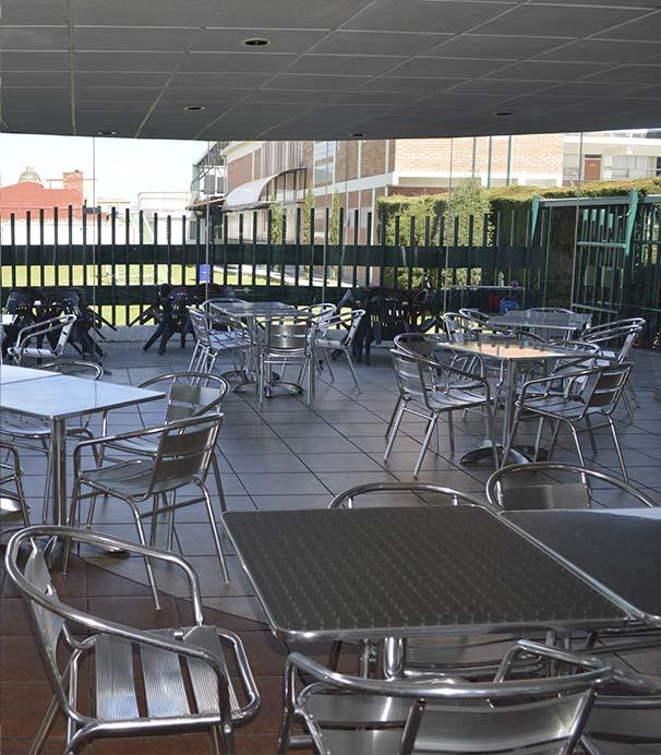 Colegio Buena Tierra, cafetería