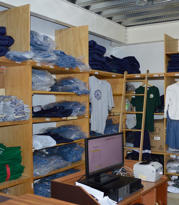 Colegio Buena Tierra, uniformes